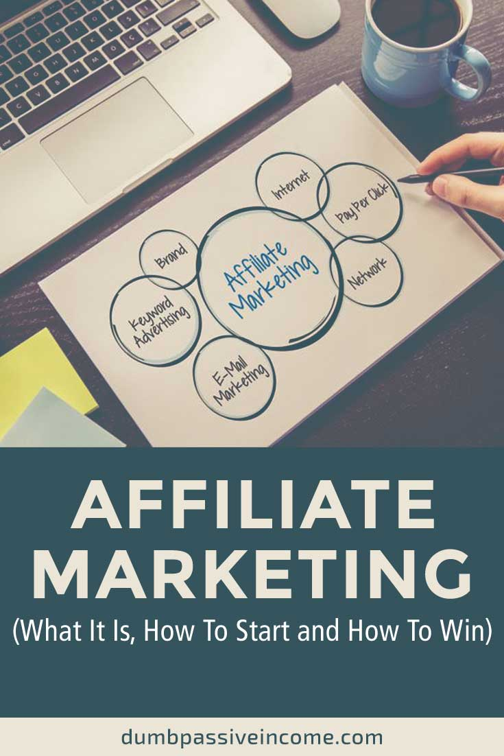 Affiliate Marketing For Dummies [What It Is, How To Start, And How To Win]
